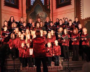 2013 Jugendsingkreis Weihnachten