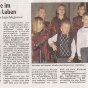 Feste Größe im kulturellen Leben Copyright MINDENER TAGEBLATT / MT ONLINE 16. Dezember 2009