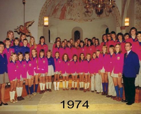 1974 - Weihnachtskonzert