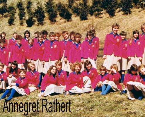 1985 - Chorfahrt Neukirchen Chorfoto