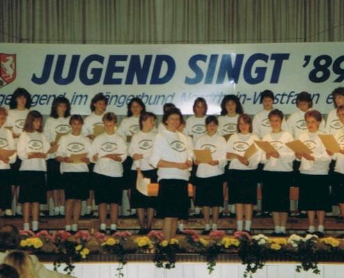 1989 - Jugend singt