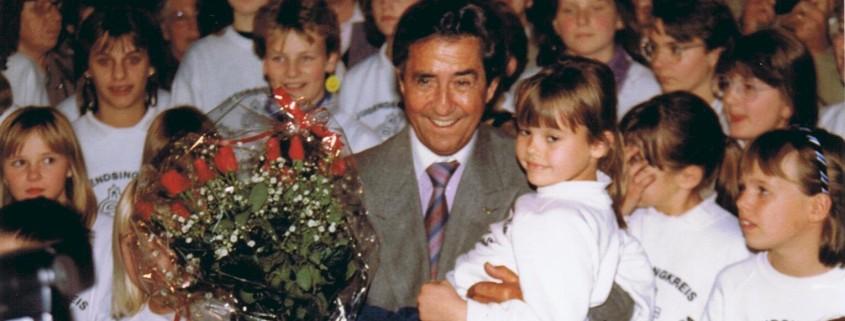 1989 - Vico Torriani - Autogrammstunde