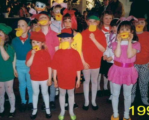 1992 - Jahreskonzert Ducktales
