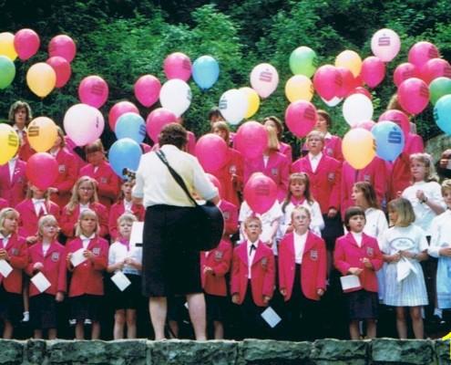 1995 - Kultur unterm Wilhelm