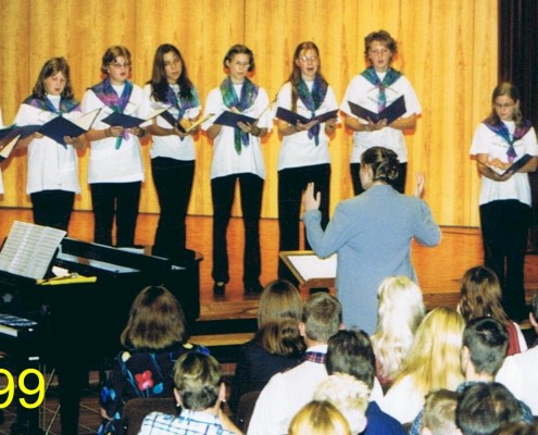 1999 - Jahreskonzert