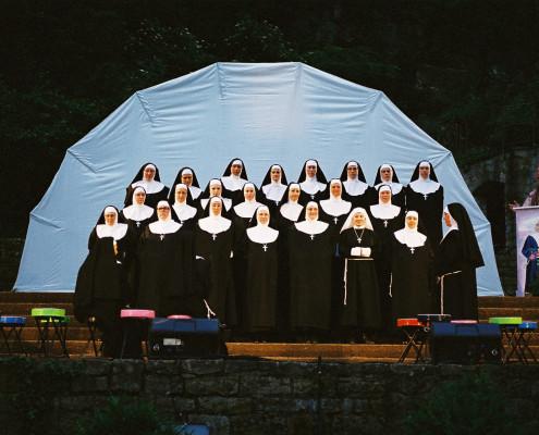 2003 - Freilichtbühne - Oldies machen mit bei Sister Act