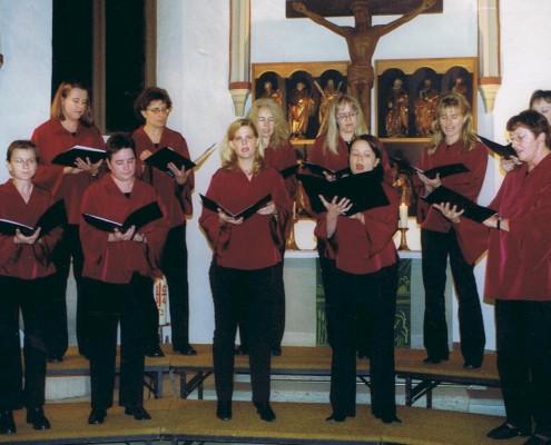 2004 - Geistliches Konzert in Holtrup