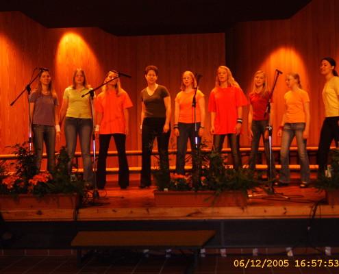 2005 - Jahreskonzert